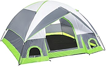 Best Choice Products 4 Person Camping Tent Family Outdoor...