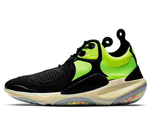 Nike Joyride CC3 Setter Sneakers Nero Giallo Fluo AT6395-002 (40 - Nero)