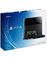 PlayStation 4 ジェット・ブラック 500GB PlayStation Camera 同梱版 (CUH-1000AA01)【メーカー生産終了】