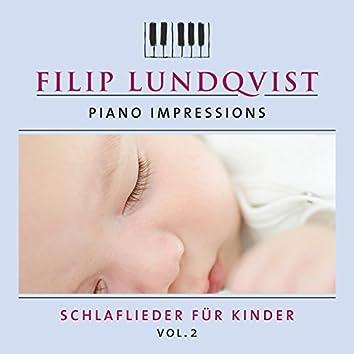 Piano Impressions: Schlaflieder für Kinder, Vol. 2