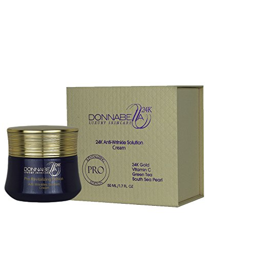 Donna Bella Cosmetics - Crème Solution Anti-Rides
