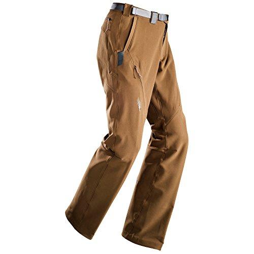 Sitka Grinder Pants, Mud, 32 Regular