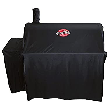 Char-Griller 3737 Grill Cover, Fits 2137 Outlaw Charcoal Grill