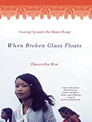 A book on Cambodia called When Broken Glass Floats