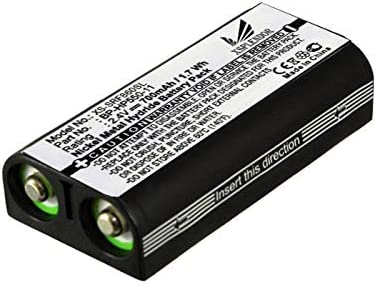 XSPLENDOR Ranking TOP15 Replacement Battery Rapid rise for MD MDR-RF4000 MDR-IF245RK Sony
