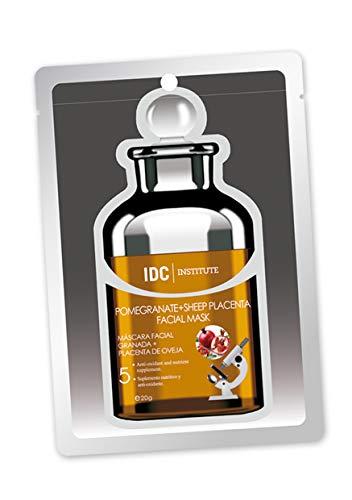 IDC INSTITUTE, Mascarilla hidratante y rejuvenecedora para la cara (Granada, Manteca de Karite) - 22 gr.