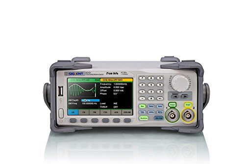 in budget affordable Any function / generator in the Siglent SDG2122X series