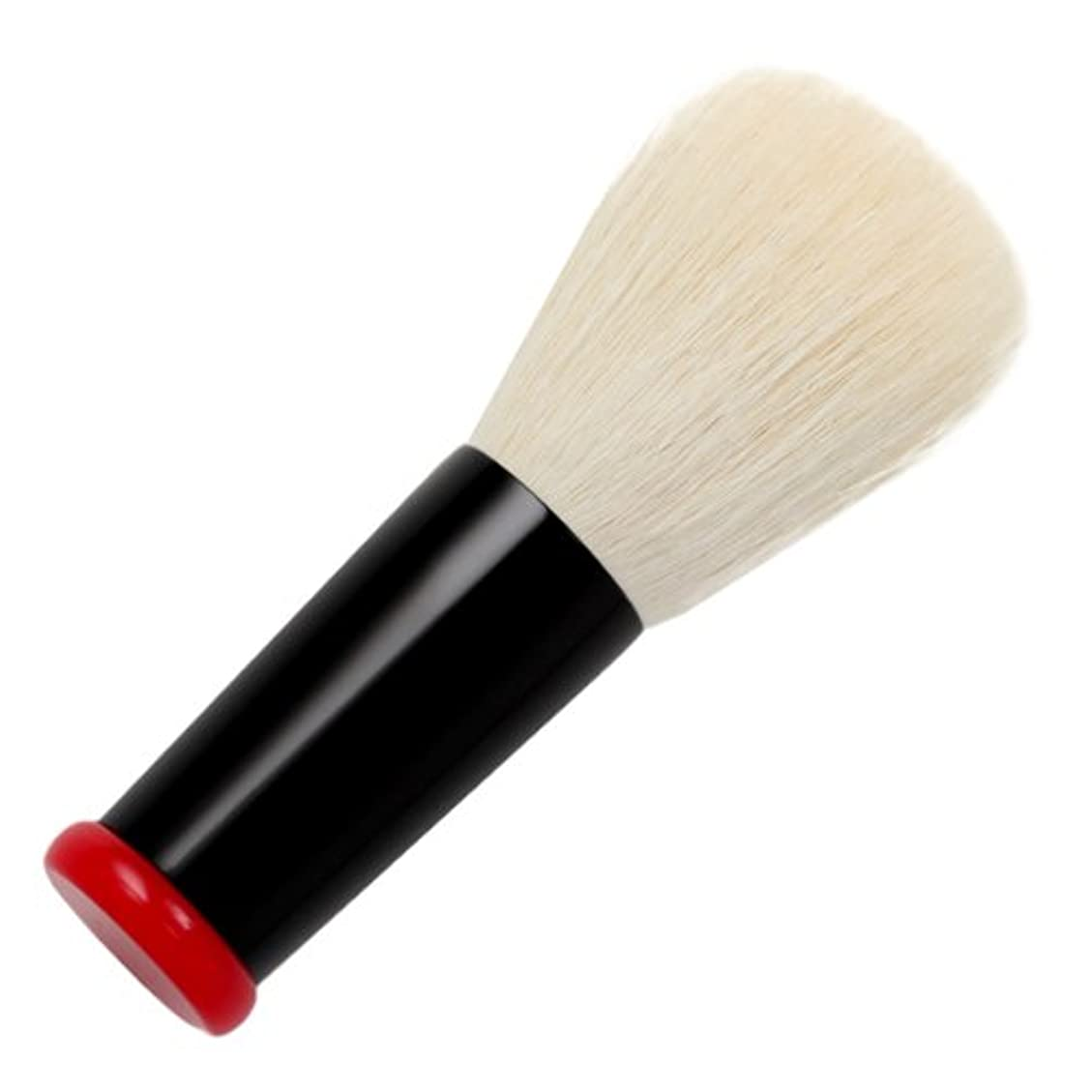 しかしながらねばねば仲人広島熊野筆 フォーミング&洗顔ブラシ 毛質 極細ヤギ