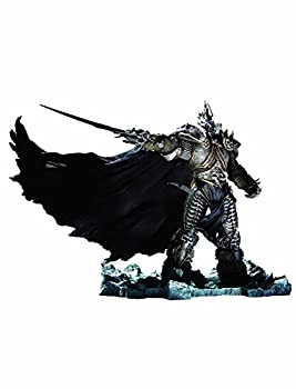 QIroseonly Unlimited World of Warcraft Deluxe Collector Figure  The Lich King  Arthas Menethil