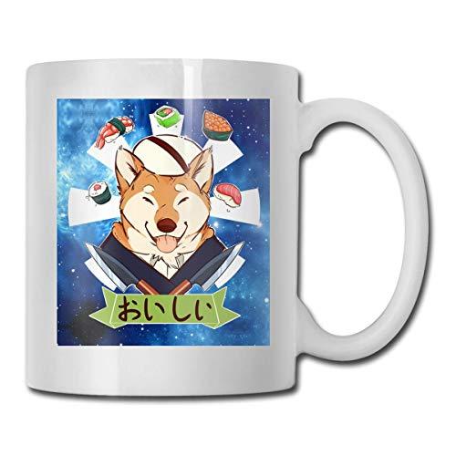Shiba Inu Oishi Kaffee & Tee Keramik Tasse Becher