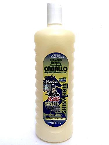 Shampoos De Caballo marca INDIO PAPAGO