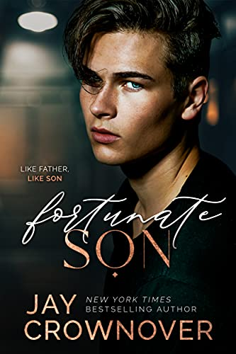 Fortunate Son: A 2nd-Gen Marked Men novel (The Forever Marked Series Book 1) (English Edition)