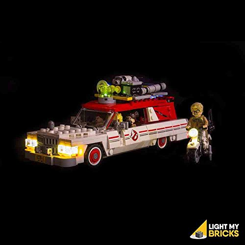 Lego® Ghostbusters Ecto 1 & 2 #75828 Light Kit