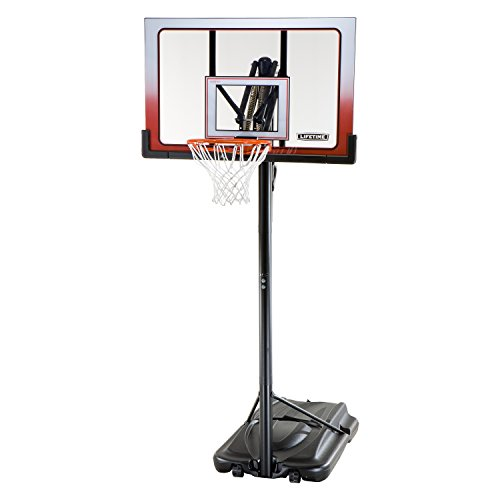Lifetime 1558 52 Inch Portable Basketball System