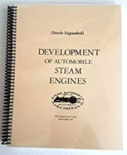 Development of Automobile Steam Engines