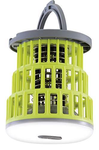 Mostrap MIB10 Elimina Insectos Plegable y lámpara portátil, Verde
