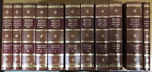 PRACTICA PROCESAL CIVIL. Vigésimo segunda edición. Presentación de D. Pascual Sala Sánchez
