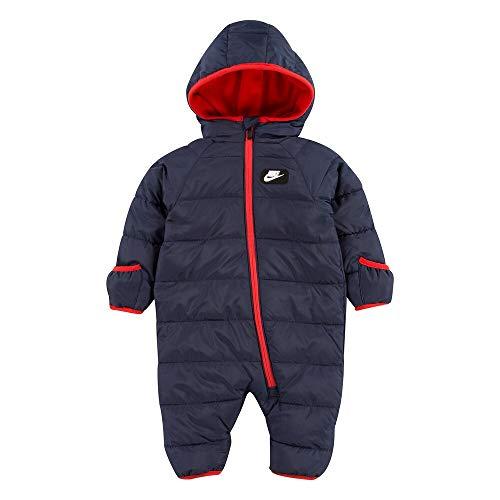 Nike Baby Boys' 1-Piece Snowsuit - Navy, 3 Months