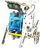 Famous Quality New Educational 14 in 1 Solar Robot Kit Toys for Kids