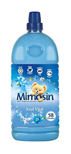 Mimosin Concentrado Suavizante Azul Vital - 58 Lavados