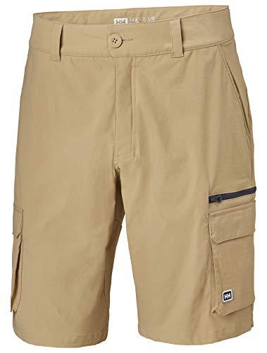 Helly Hansen Maridalen Shorts Pantalones para Hombre, Cafete