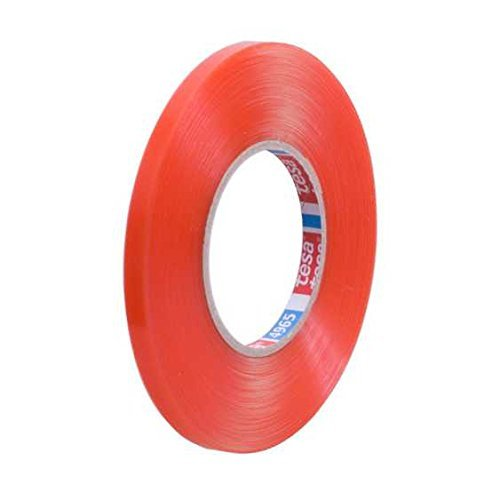 Tesa 4965 Double Sided Permanent Poly Tape Heavy Duty Trims and Panels Adhesive. 12mm. Code TESA4965 by Trade Shop Direct