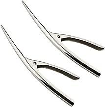 CESFONJER 2pcs/Set Shrimp Prawn Peeler, Premium Stainless Steel Shrimp Peeler Knife, Professional Stainless Steel Shrimp/Mantis Shrimp Peeling.