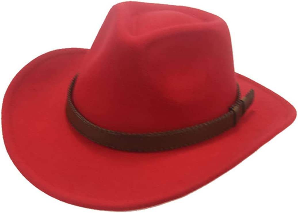 Panama Ladies Hat Wide Brim Sales results No. 1 SEAL limited product Western Fedora Cowboy with Men Hats