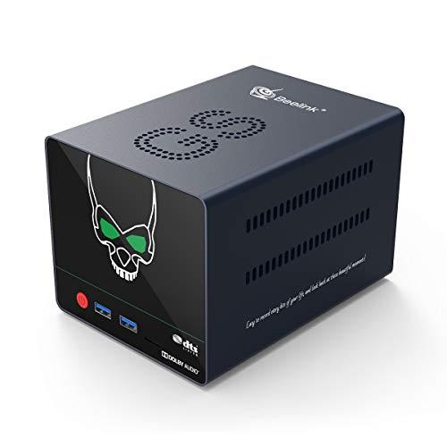 Beelink GS-Kingx Andriod 9.0 Coreelec TV Box, Amologic S922X-H 6 Core, 4GB DDR4 64GB eMMC, 4k@75Hz,2.4 5.8G Dual WiFi BT4.1,Support 32TB HDD,NAS +SAMBA