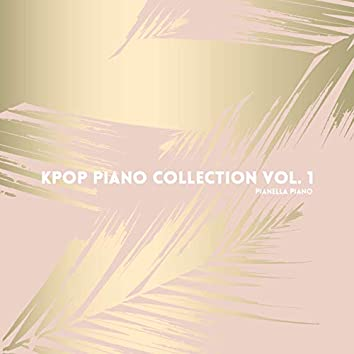 KPOP Piano Collection, Vol. 1