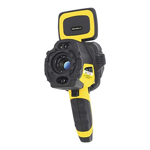 TROTEC Wärmebildkamera XC300 Integrierter Laser-Entfernungsmesser 384 x 288 Pixel(110.592 Messpunkte) Stufenloser 10-fach-Zoom