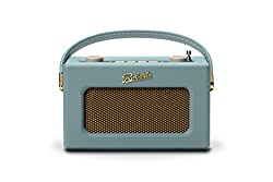 This retro Fifties styled radio is more compact than the standard Revival so is perfect for smaller spaces. Listen to DAB/DAB+ and FM stations and save your favourite stations easily as presets With two alarms, you can choose to wake up to buzzer, DA...