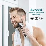 Zoom IMG-2 tagliacapelli uomo professionale rasoio elettrico