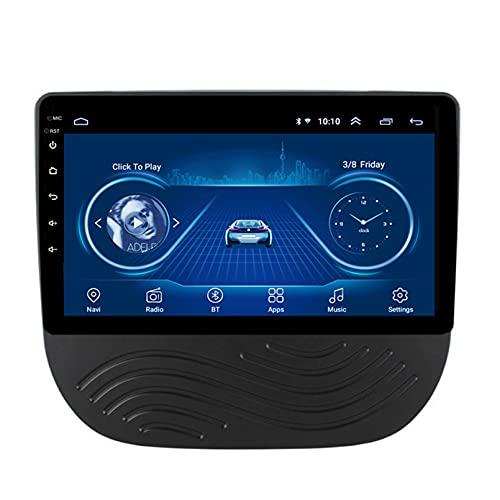 Android 10.0 8 Core Car stereo radio de navegación por satélite FM AM Autoradio 2.5D Pantalla táctil para Chevrolet MALIBU XL 2016-2018 Navegador GPS Bluetooth WIFI GPS USB SD pl(Color:WIFI 1G+16G)