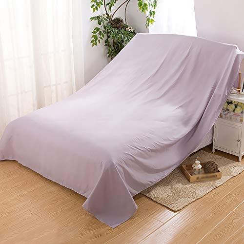 BCGT 6x4.8m extra grande Sofá Sofá cubierta, cubiertas a prueba de polvo de almacenamiento Sofá, cama de refugio Sofá Sofá Muebles cubierta del protector, for mover la protección y el almacenamiento a