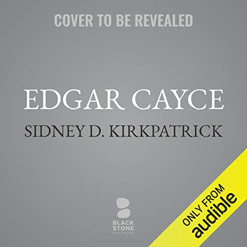 Edgar Cayce audiobook cover art