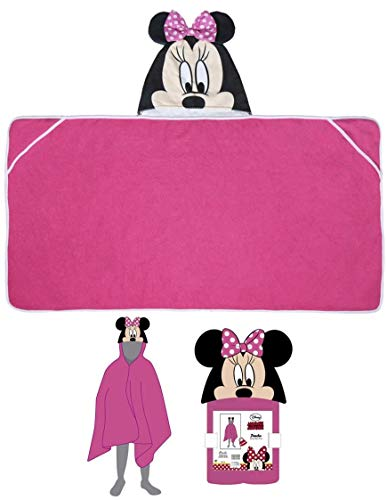 Serviette en Polyester Minnie