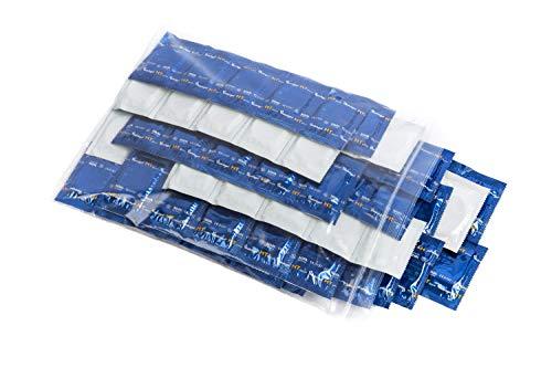 Blausiegel HT Classic – das Kondom für anspruchsvolle Verwender 52 mm - 0,06 mm - Made in Germany