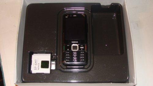 Nokia 6300 schwarz Frei für alle SIM-Karten
