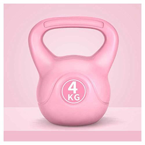 WJJ Pesa Rusa Pesa Rusa 8kg Kettlebell Fitness Kettlebell, Damas Y Hombre Casa Competitiva Squat Ket