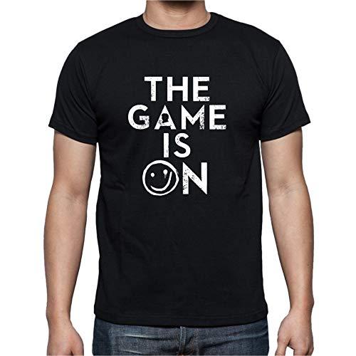 The Fan Tee Camiseta de Hombre Sherlock Watson Serie 2XL
