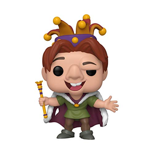 Funko- Pop Disney: Hunchback of Notre Dame-Quasimodo-Fool Collectible Toy, Multicolore, 41146