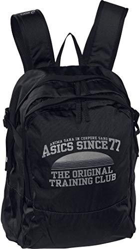Asics Training backpack, Schwarz (0900)