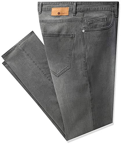 Amazon Brand – Symbol Men's Carrot Relaxed Jeans