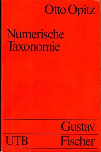 Numerische Taxonomie.