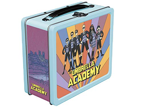 Dark Horse Deluxe The Umbrella Academy (Netflix) Lunchbox Replica