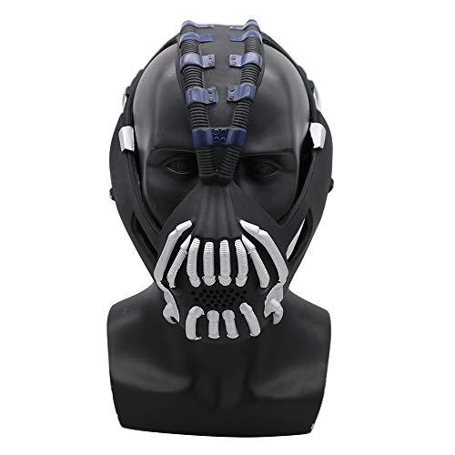 Sulifor Halloween Horror Maske Tricky Toy Scary Props Relaxed Realistische Masken Cosplay Halloween Kleid Ghost Horror