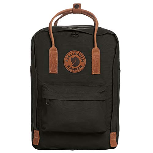 """Fjallraven Kånken No. 2 Laptop 15"""" Backpack, Unisex Adulto, Deep Forest, OneSize"""