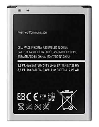 Todobarato24h Bateria Compatible con Samsung Galaxy S4 Mini I9190 i9192 i9195 Compatible con Samsung EB-B500BEBECWW 1900 mah