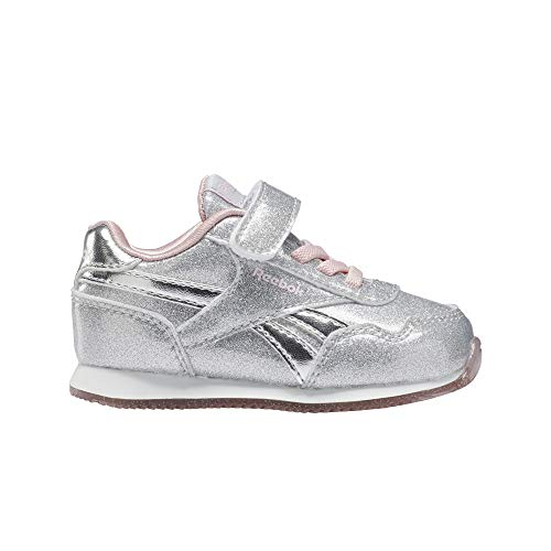 Reebok Royal CLJOG 3.0 1V, Zapatillas de Running Mujer, Plamet/CLAPNK/Blanco, 38.5 EU